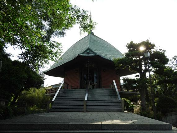 本覚寺 夷堂