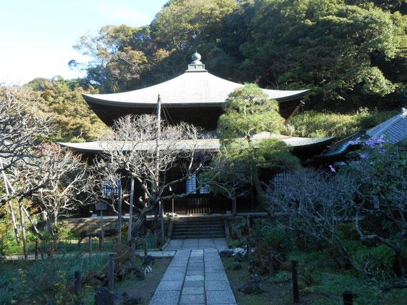 瑞泉寺仏堂