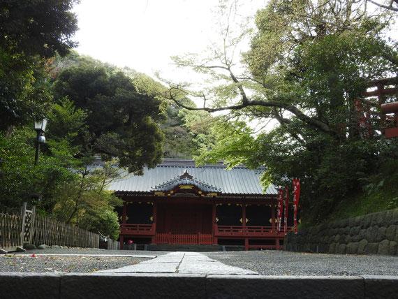 鎌倉街道から本宮へ