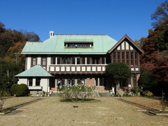 旧華頂宮邸 12月