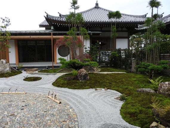 書院 日本庭園