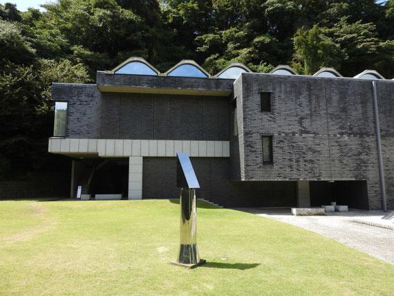 鎌倉近代美術館別館 9月