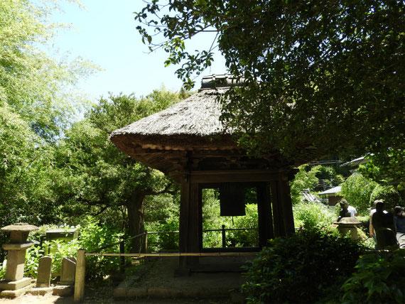 円應寺鐘楼