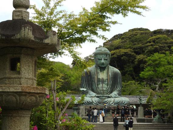 鎌倉大仏像