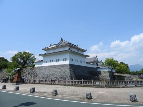 駿府城公園 巽櫓
