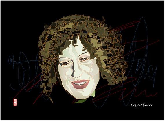 Bette Midler 2020/11/28制作