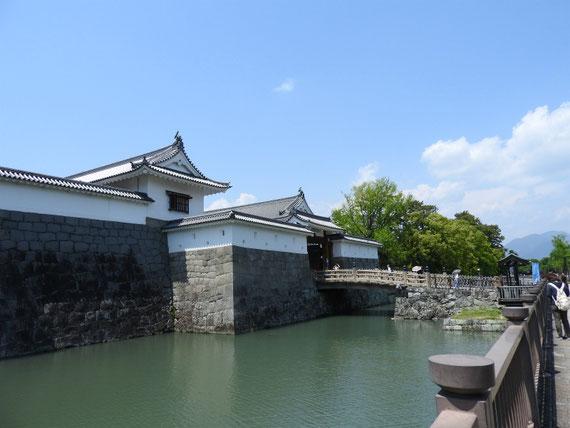 駿府城公園、東御門