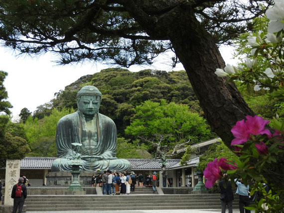 高徳院大仏像