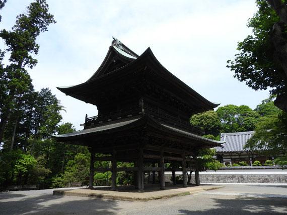 円覚寺 山門