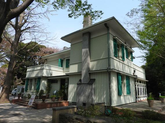 エリスマン邸 4月