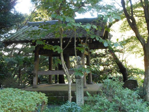 瑞泉寺鐘楼
