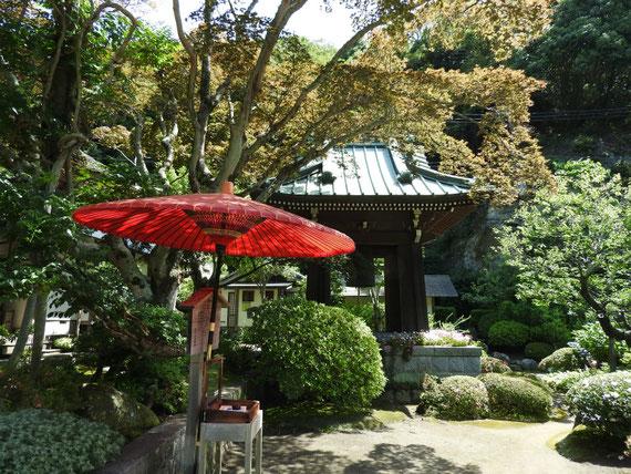 海蔵寺 鐘堂