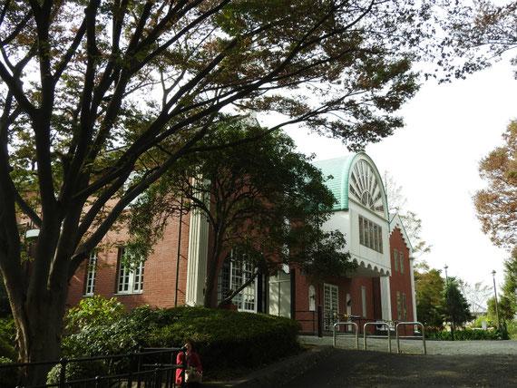 大佛次郎記念館 10月