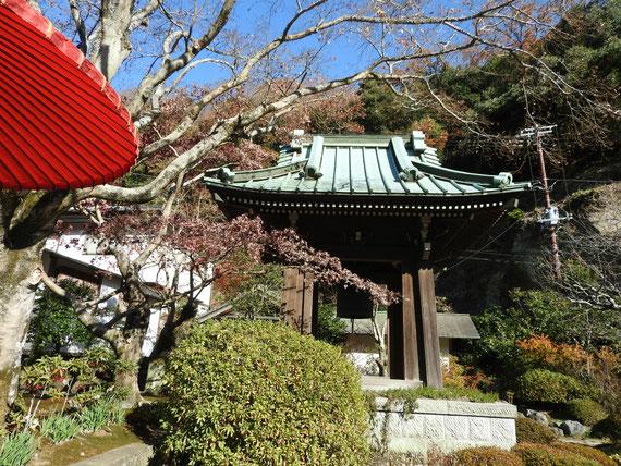 海蔵寺鐘堂