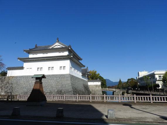 東御門 巽櫓史蹟