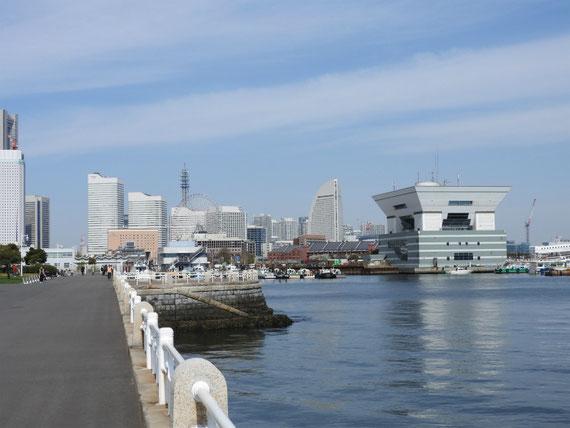 MM21と大さん橋