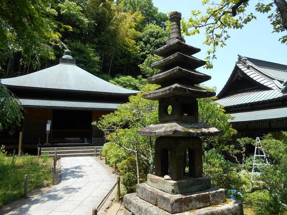 東慶寺本堂、泰平殿