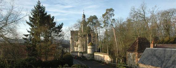 Abbaye Saint Germer de Fly, proche Paris Oise. week end autour de paris, chambre d hote oise