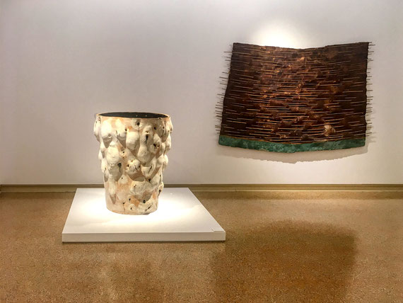 Miquel Barceló, Gran vasija con cráneos, 2000. Frederic Amat P'isaq, 1978