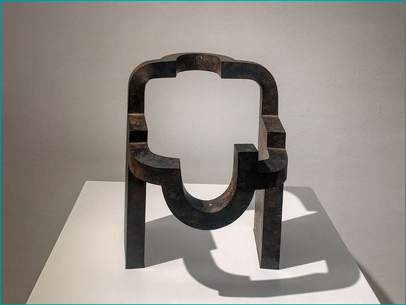 Eduardo Chillida, Proyecto para el Arco de la Libertad II, 1980