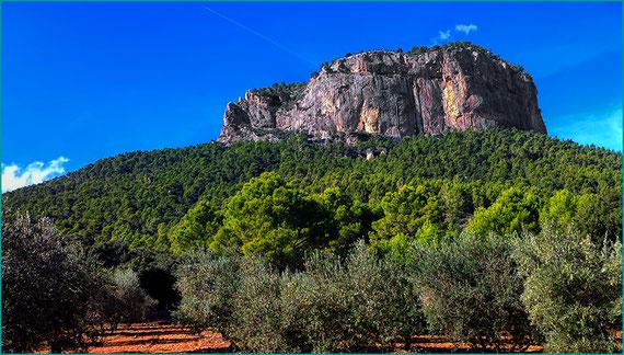 Puig de Alaró. 822 m