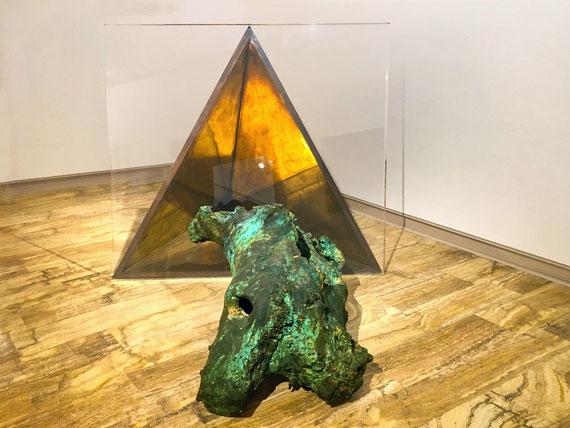 Gustavo Torner, La princesa y el dragón, 1989