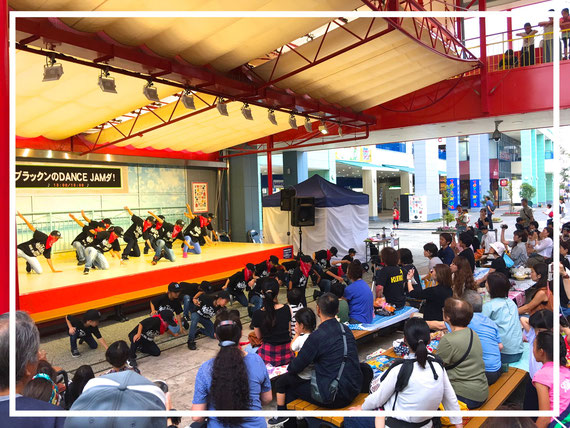 OSC湘南CITY 2017 STUDIO BLACKN 20周年記念 BLACKNのDANCE JAMダ!http://www.studioblackn.com/