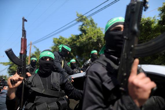 Le Hamas affirme que les lois internationales et divines autorisent la résistance « par tous les moyens et méthodes » (Reuters)