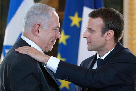 Assez d'accolades avec Netanyahou, il y a bien d'autres choses à exiger de son gouvernement et d'abord la libération immédiate de Salah Hamouri...