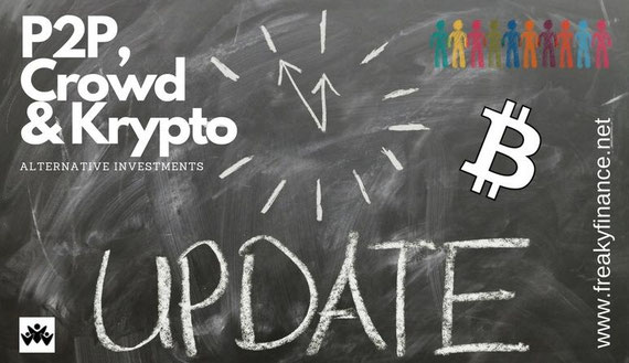 freaky finance, P2P-, Crowd- und Krypto-Update September, September 2017, alternative Investments, P2P-Kredite, Crowdinvesting, Kryptowährungen