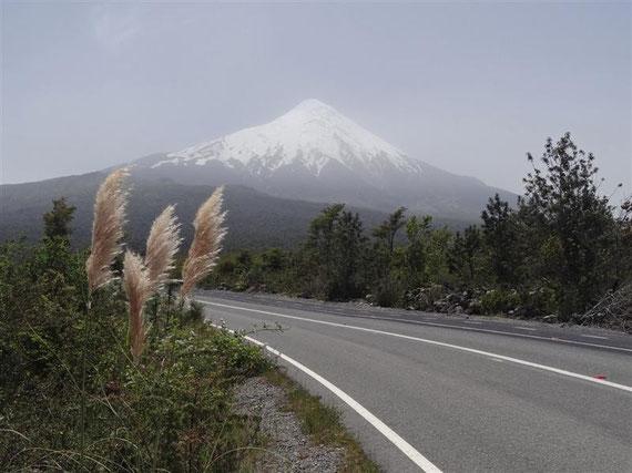 Der Vulkan Llanquihue