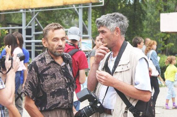Геннадий и Михаил