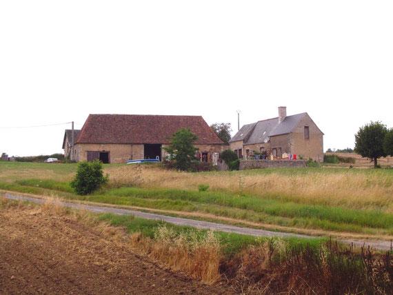 La ferme d'Aubry
