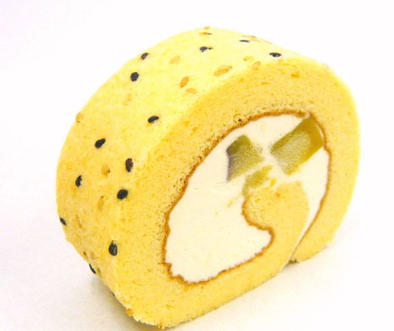 お芋のロール おいものロール 芋ロール いもロール おいものケーキ さつまいも サツマイモ 冨津金時