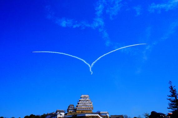 ブルーインパルスは日本の誇りです!