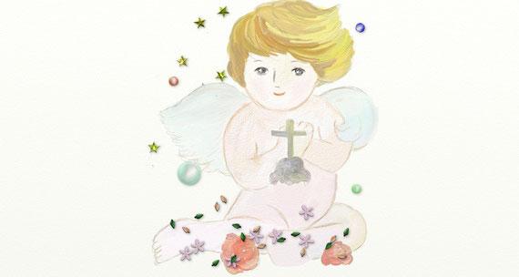 MEMEの天使をトレース