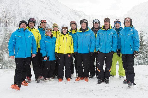 Trainerteam 2012-2013