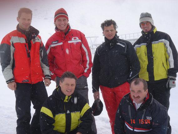 WSV Nofels Trainerteam 2004-2005