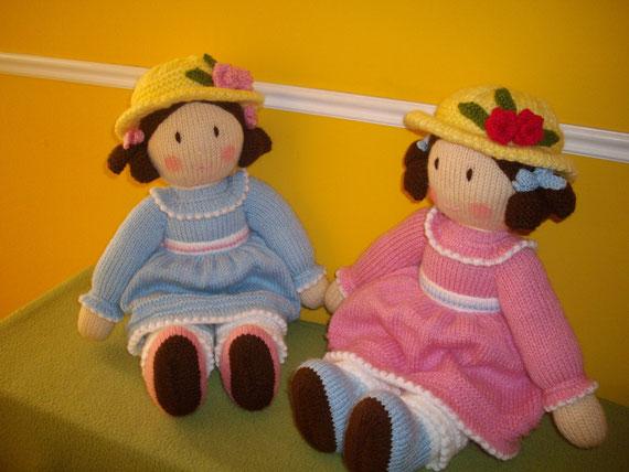 Muñecas de jean greenhowe