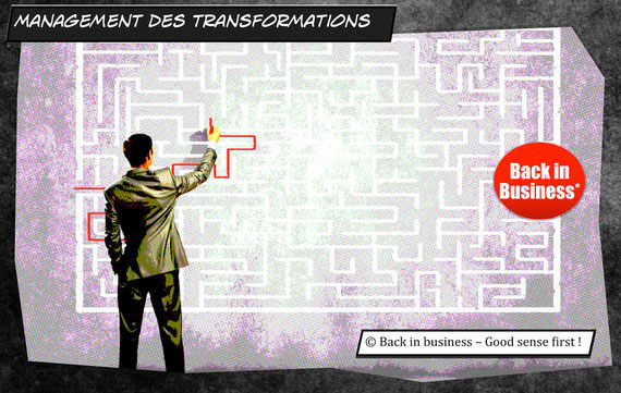 Management des transformations