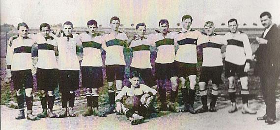 1.Mannschaft 7.Sep.1913
