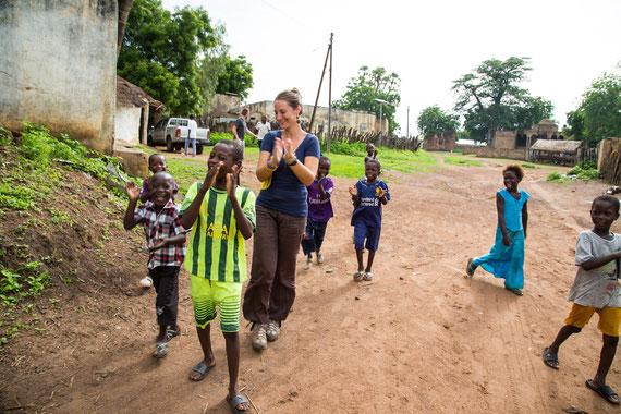 Réserve du Boundou, Sénégal