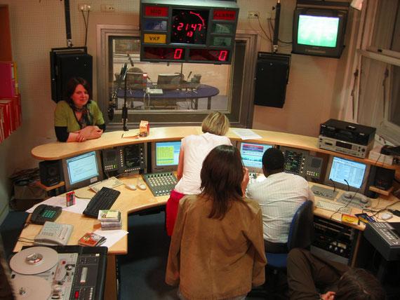 """Hörspiel """"Verloren in der Übersetzung"""", Radio Afrika"""