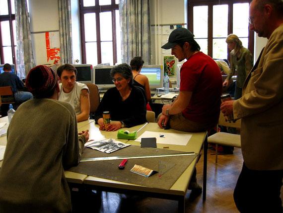 ProverbBUTTONS, Wiener Kunstschule