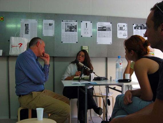 Interview mit Herbert Langthaler / Asylkoordination, Thema: Staat Gewalt