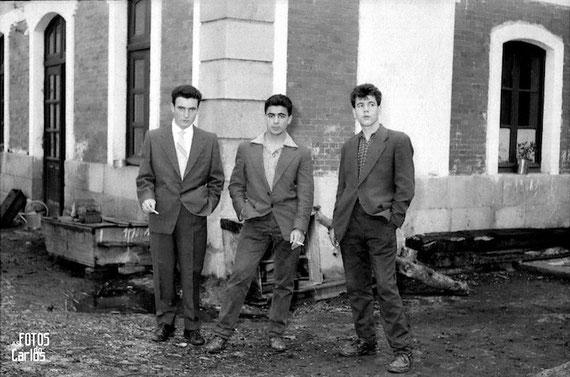 1958-3Mchachos-Estacion-Carlos-Diaz-Gallego-asfotosdocarlos.com