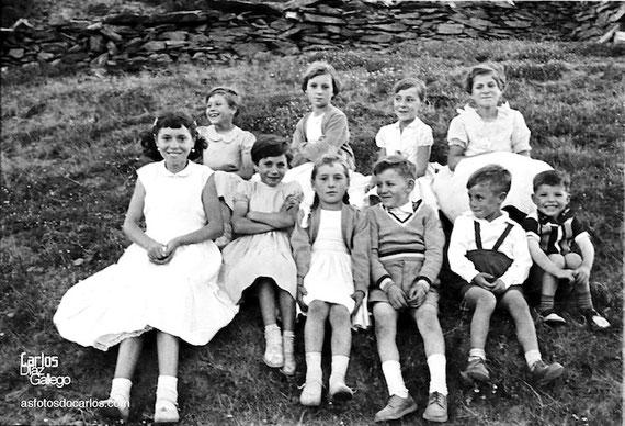 1958-Soan-grupo=nenos-Carlos-Diaz-Gallego-asfotosdocarlos.com