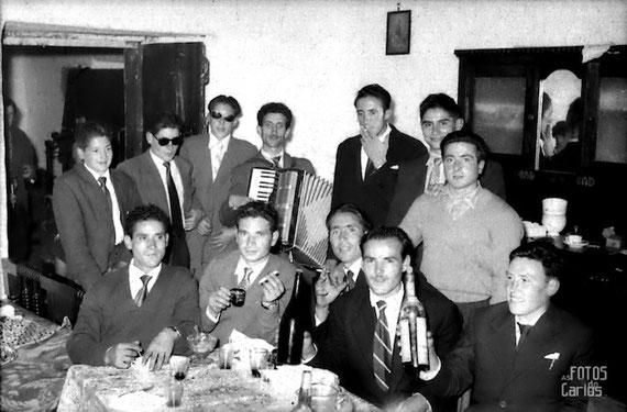 1958-grupo-acordeon-Carlos-Diaz-Gallego-asfotosdocarlos.com