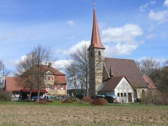 Kirche Beerbach