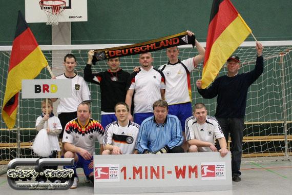 DEUTSCHLAND- Eintracht Feldheim